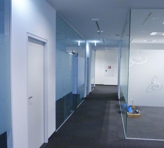 Lyoness-glasflächen-folierung
